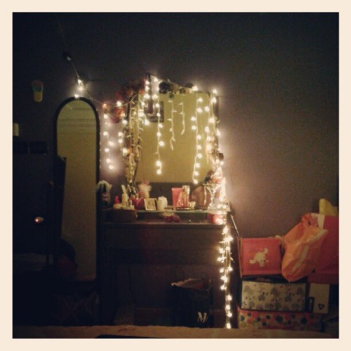 #lights #myroom #mylife #mystyle #mythings #decoration #decore #blur #amazing #love #lovely #hipster #great  (Taken with Instagram)
