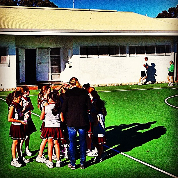One of the best coaches around Mara K. #netball #ios #iphone4 #igers #igersperth #igerspinoy #igerswestoz #fna #freo #fremantle #fremantlenetballassociation #netball #sports #kids #aussie #australia #pinoy #pinoyexpat  (Taken with Instagram)