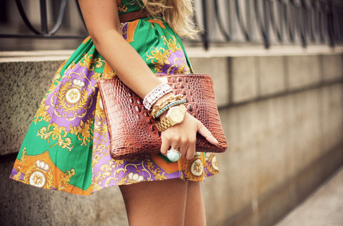 cheriefashionista:  Pretty Fashion Looks: ————— www.cheriefashionista.tumblr.com