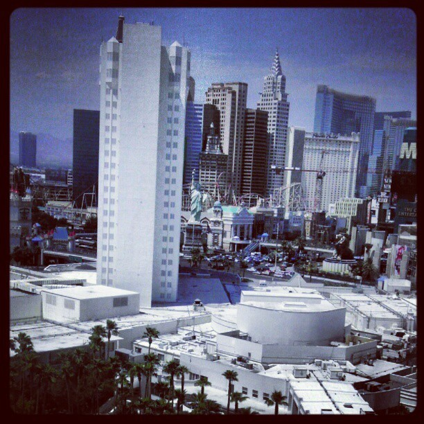 #Vegas #Tropicana (Taken with Instagram)