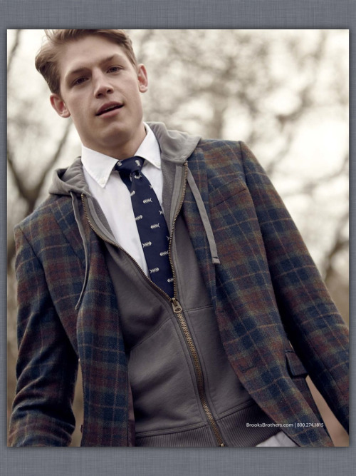 Via Brooks Brothers Back to Campus 2012..This is always their best catalog of the year by far..