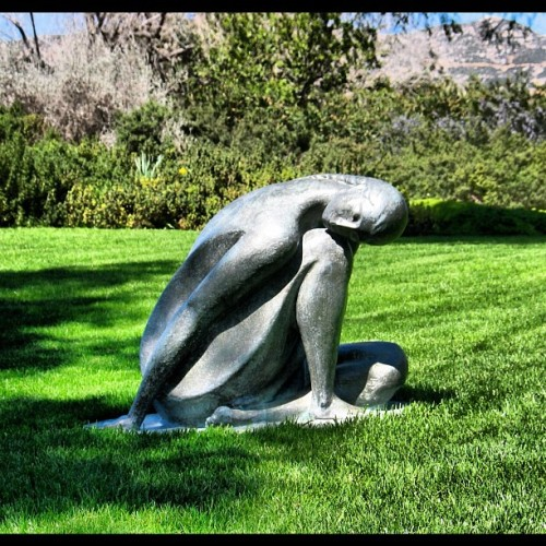 #rancholapuerta #mexico #sculpture #art (Taken with Instagram)