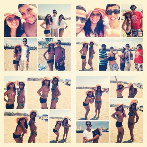 Friday fun day to the beach! 🌊 @juansalvador  (Taken with Instagram)