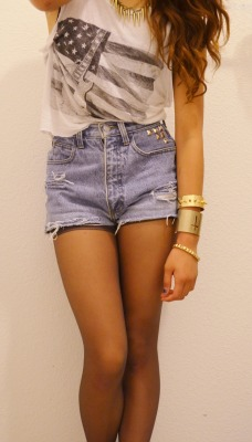 fashion hipster boho indie Clothes bohemian kfashion outfits high waisted shorts natttx My OOTDs