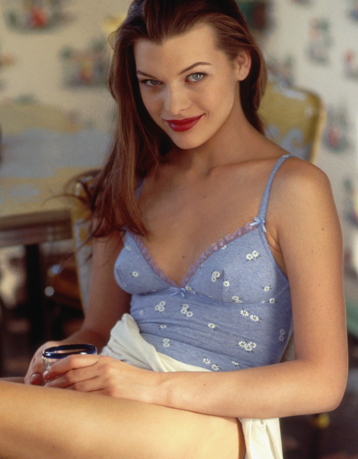 retrogirly:  Milla Jovovich