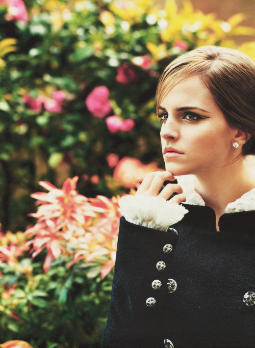 Emma Watson for T: The New York Times Style Magazine, photographed by Alasdair McLellan