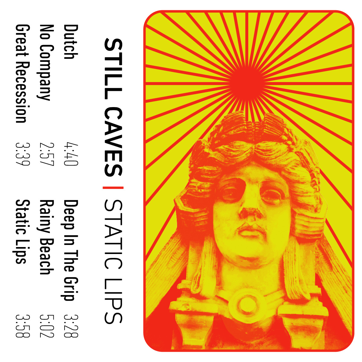 "<a href=""http://stillcaves.bandcamp.com/album/static-lips"" data-mce-href=""http://stillcaves.bandcamp.com/album/static-lips"">Static Lips by Still Caves</a> This is on repeat."