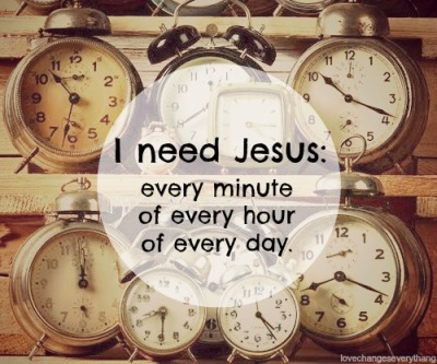 littlethingsaboutgod:  I need You more, more than yesterday.