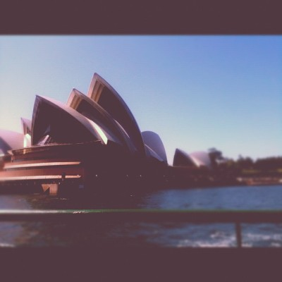 Day 1. #tonesofsydney (Taken with Instagram)
