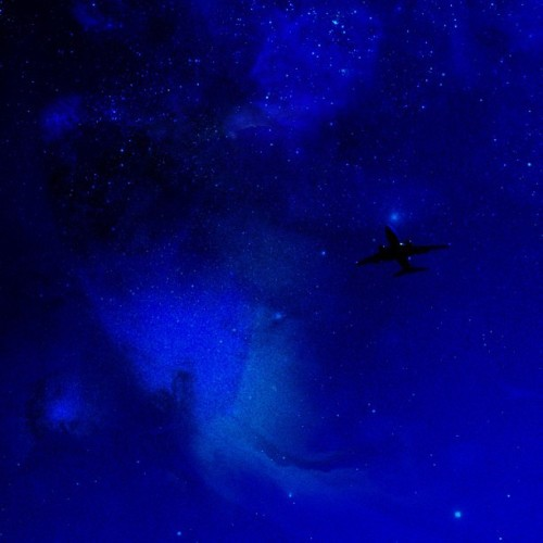 #space #airplane #ufo #landscape #sky #blue #igers #ink361 #ufo #trippy #bestoftheday #iphonesia #iphoneonly #iphoneography #picoftheday #socal #cali #jj  (Taken with Instagram)