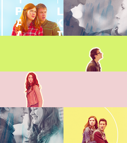 planets-bend-between-us:  i'd rip time apart for youamy x rory → requested by uzeous