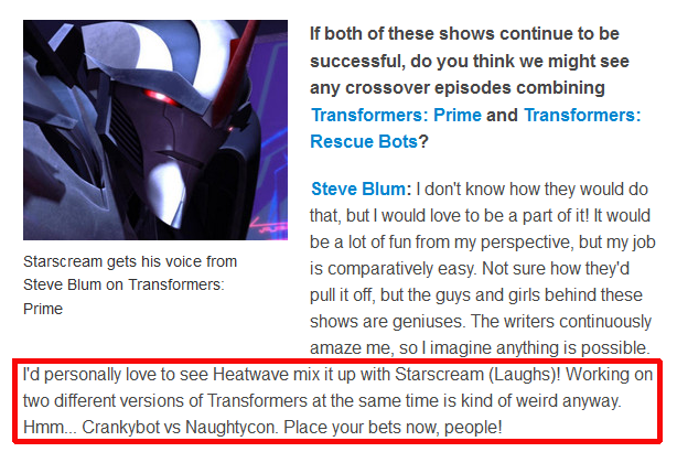 probendingtronsformerstrooper:  CRANKYBOT VS NAUGHTYCON (from this interview)