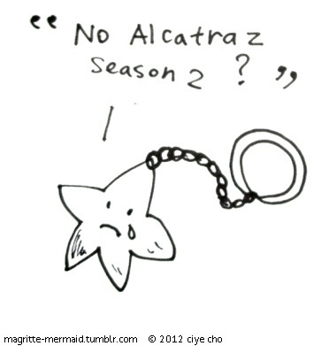 """No Alcatraz season 2?"""
