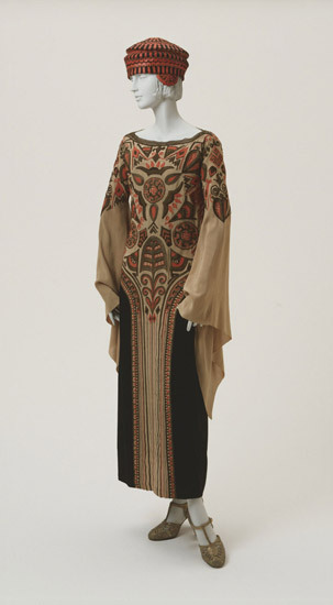 Ensemble Paul Poiret, 1923 The Philadelphia Museum of Art