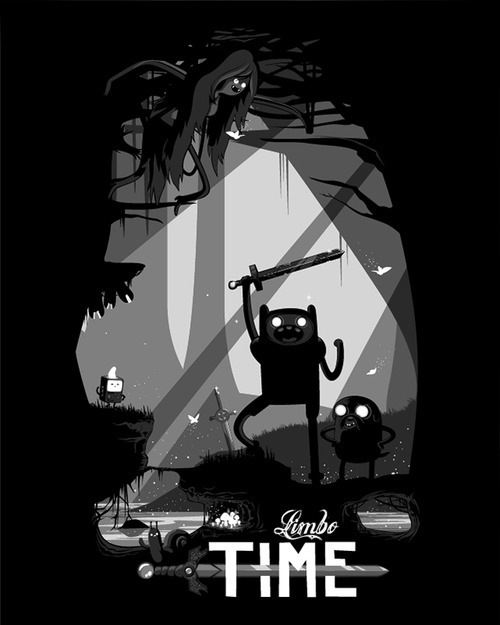 hora-de-aventura:  Adventure Time Gifs & Art!