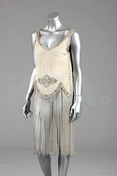 Dress Paul Poiret, 1927 Kerry Taylor Auctions