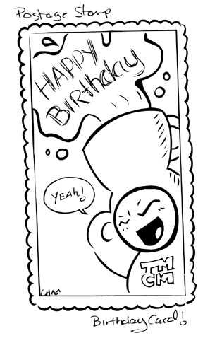 everythingchibi:  Happy Birthday Shannon Wheeler by ~ChibiCelina
