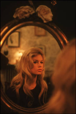 conradthelad:   Brigitte Bardot photographed by Nicolas Tikhomiroff, 1958  My idea of perfection.