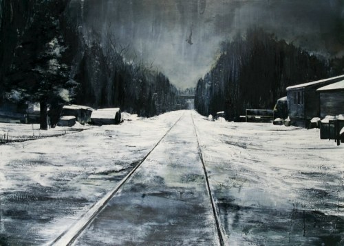 blackspit:  Mark Thompson - Footsteps Brushed Over