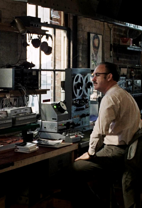 Gene Hackman in The Conversation