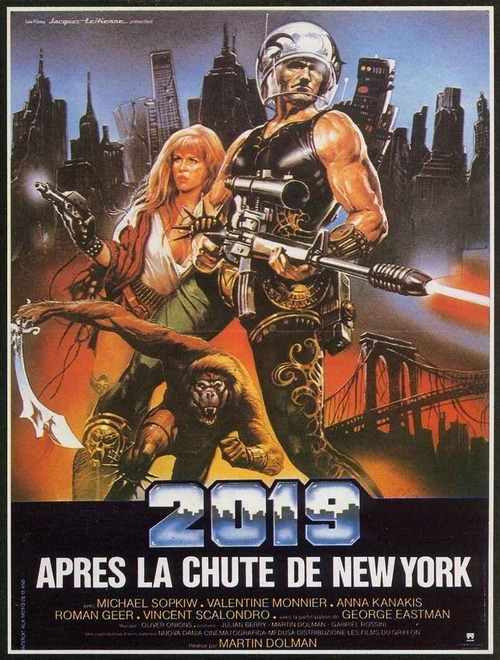 2019 after the fall of New York - Sergio Martino