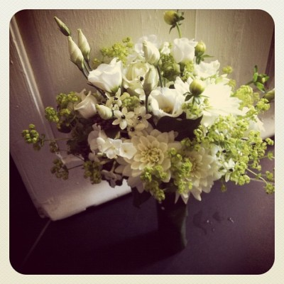 #bouquet #wedding (Pris avec Instagram)