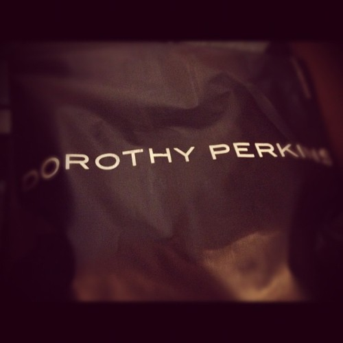 So there's a sale…. #dorothyperkins (Taken with Instagram)