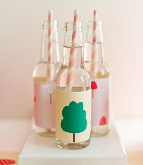 (via Forest Friends Party Styling | Stationery Love | Blog | Blogs | kikki.K Stationery & Gifts)
