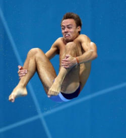 Not So Hot Now, Tom Daley;)