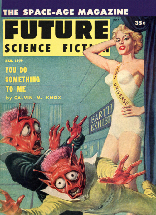 Future Science Fiction (1959)