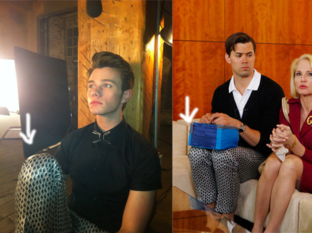 Do Bryan and Kurt have the same style icons and savvy shopping skills or are the costume department inspired by similar character personalities?Let the Kurt VS Bryan Fashion Extravaganza Contest BEGIN!!!