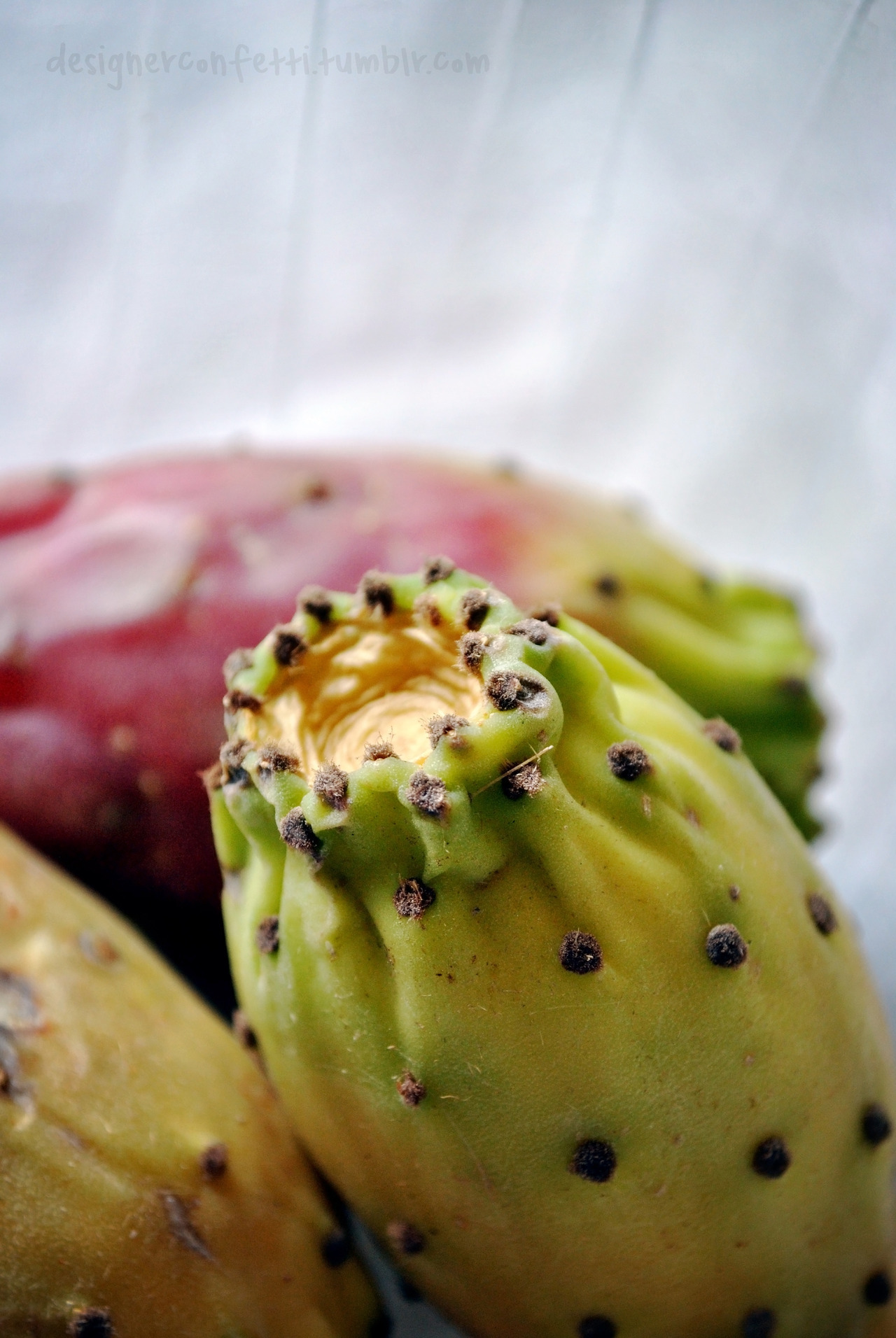 Life is a prickly pear… Do what with it?
