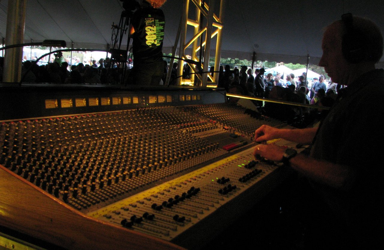Sound Board 2012 Kitchener Blues Festival