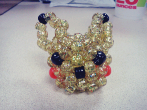 sparkly pikachuuuu~ this little fella is gonna love his new home :3