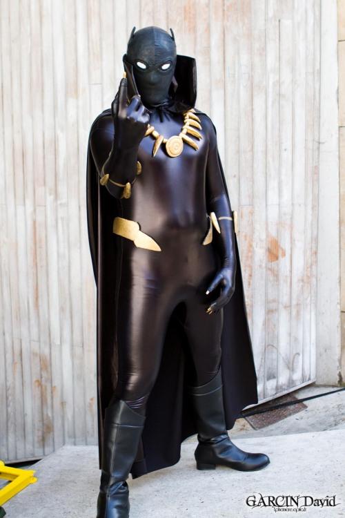 cosplayingwhileblack:  X Character: Black Panther Series: Marvel Comics