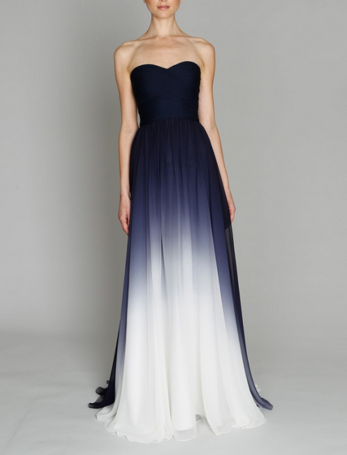 Monique Lhuillier Pre-fall 2011