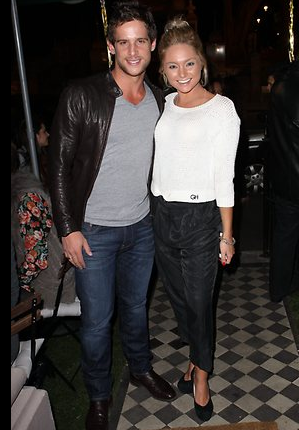 GUERRILLA BAR OPENING - DAN EWING & MARNI LITTLE Image Source: The Daily Telegraph