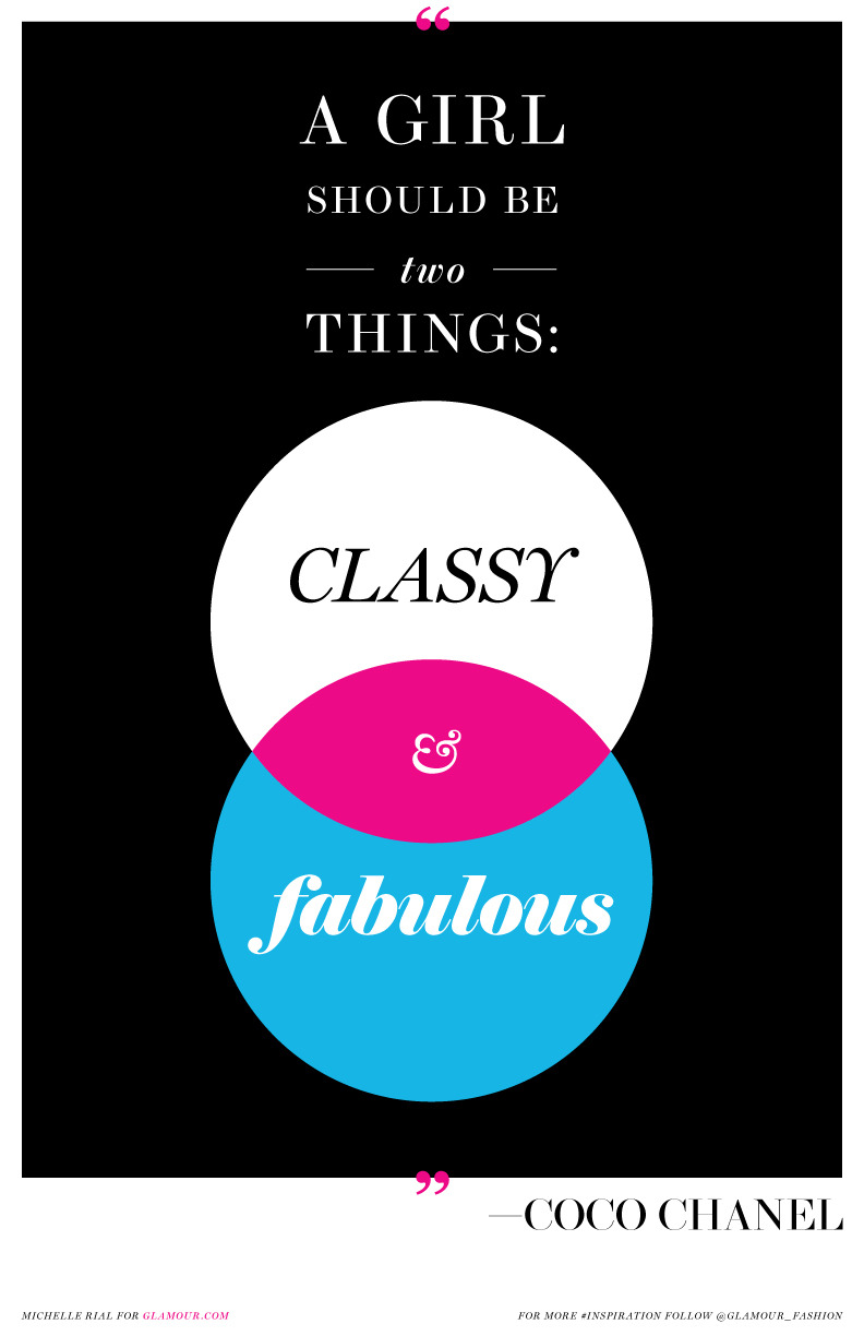 glamour:  Attention all NYC-based FOGs (friends of Glamour): @mgustashaw and @susancernek will be camped out at the Williamsburg flea tomorrow [Sunday, August 19th] giving away 3-D versions of some of our favorite fashion inspirations—from Instagram prints to poster-size versions of this fab quote!—to anyone who stops by. If you're in the hood, pop by and say hello! We'll be there from 10 to 5 (or until our poster supply runs out!) and we'd love to meet you!  Williamsburg flea, East River Waterfront between North 6th+ 7th
