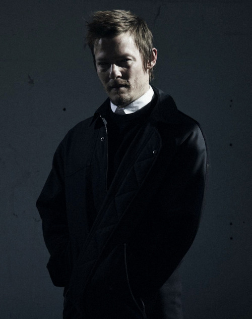 Contentmode summer 2012 Issue 7: Norman Reedus