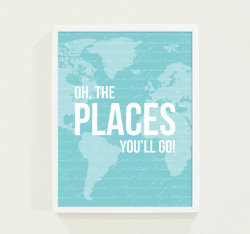 betype:  Oh, The Places You'll Go!