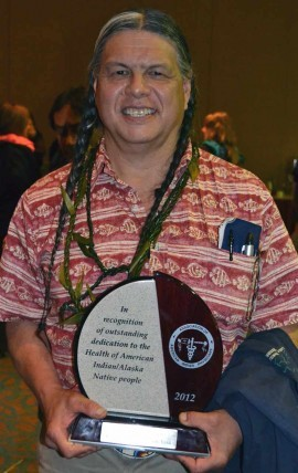 AAIP Honors Alaskan Doctor as 'Physician of the Year' - ICTMN.com)