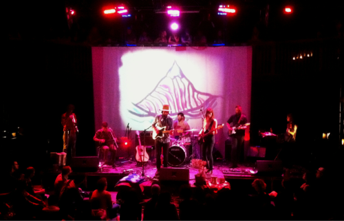 Evening Hymns @ The Theatre Center, Toronto 'Spectral Dusk' album release show