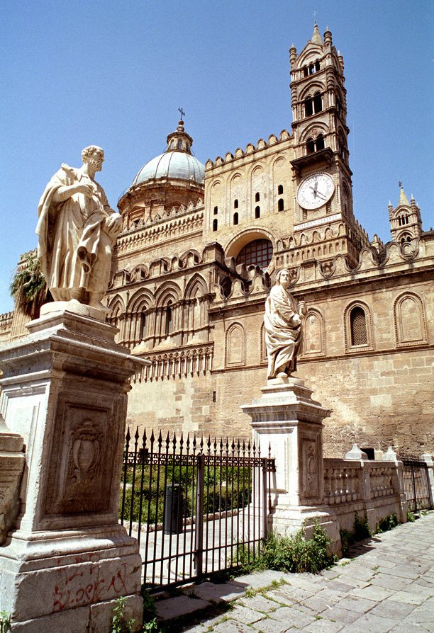 Palermo, Sicily, Italy (by Howard Somerville)