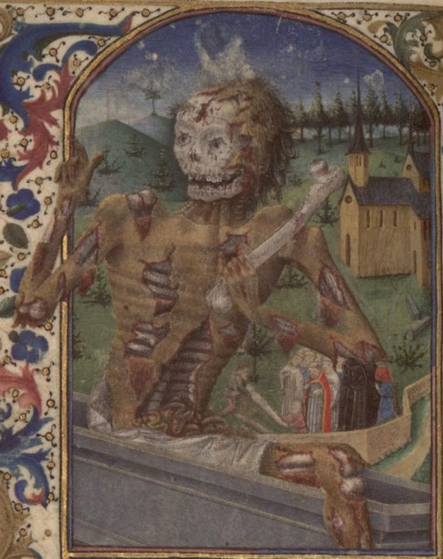 Book of Hours, Use of Poitiers. 1455-60.