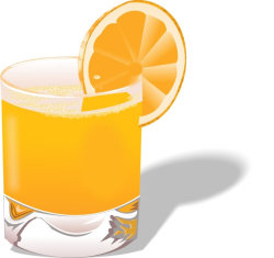 whoaallyoh:  Never underestimate how much ass a cup of orange juice can kick.