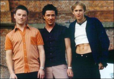 British Queer as Folk, a tale of the tumultuous love affair between Jax Teller and Petyr Baelish.