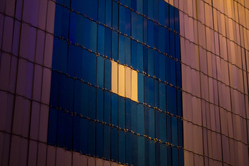 Blue Square on Flickr.