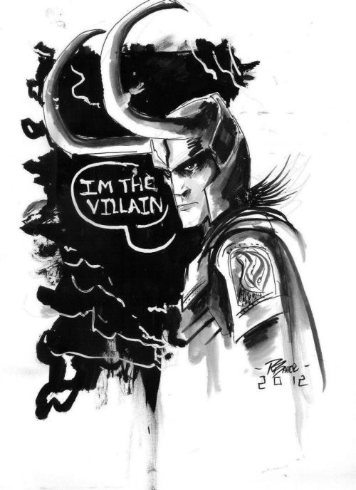 Loki : by Ryan Barr