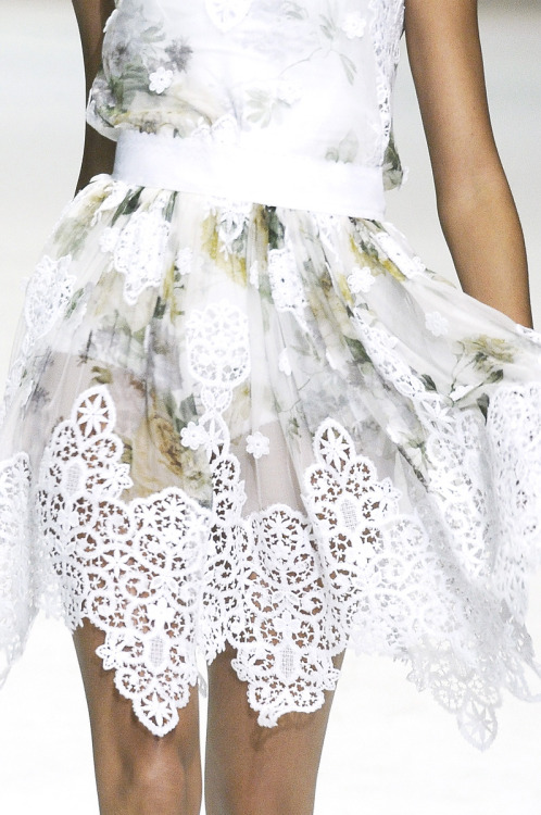 Dolce and Gabbana, Spring/Summer