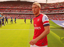 Arsenal 0-0 Sunderland (18/8/2012)